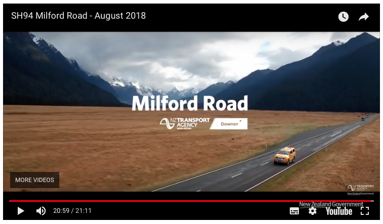 Meet the team responsible for maintaining the Milford Road