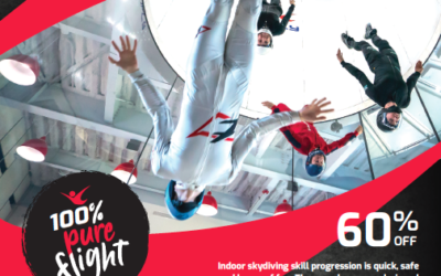 LOCAL iFLYERS DEAL with iFLY Queenstown