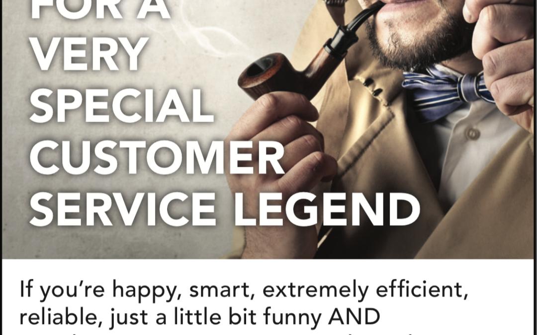 Customer service position