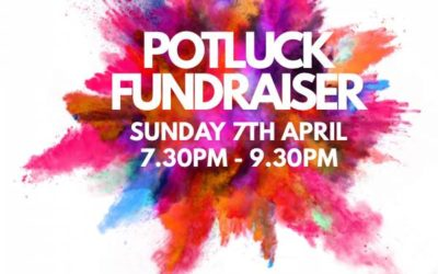Potluck Fundraiser for Christchurch Victims' Fund