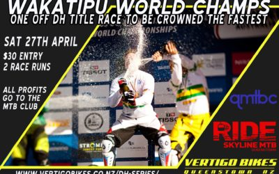 Wakatipu World DH Champs