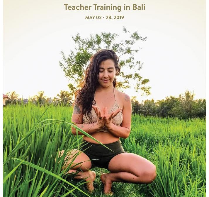 Vinyasa Yoga Teacher Course